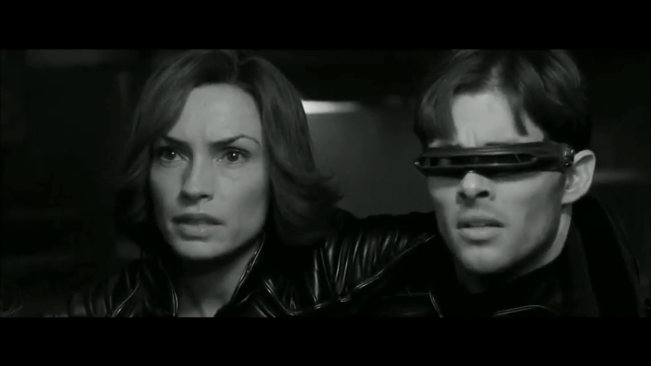 ae5d13edb7 Cyclops tribute  James Marsden  - Kryptonite - YouTube