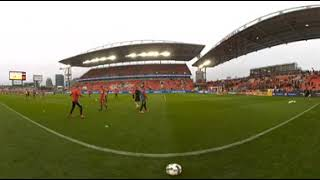 Bell VR Experience: Pre-Game Warm-Up