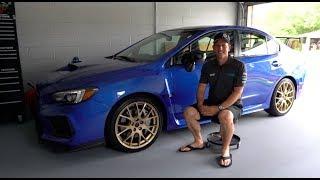 Why would I BUY a 2018 Subaru WRX STI Type RA?