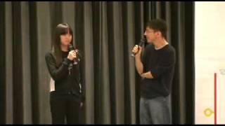 王文華與歐陽妮妮的對談(願景 2020 網站啟動記者會 Part 15)