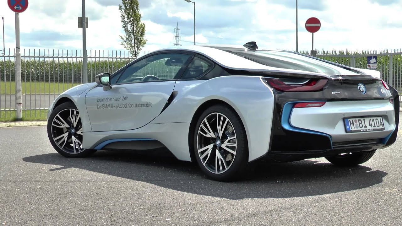Bmw I8 Exterior New Cars Gallery