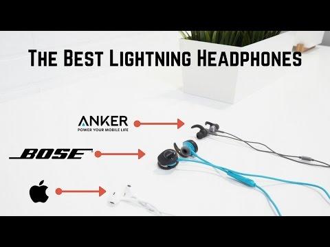 The Best Lightning Headphones
