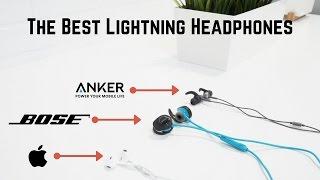 Download lagu The Best Lightning Headphones
