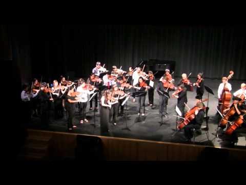 TIFS - Adagio and Fugue in C minor, K.546 by W. A. Mozart