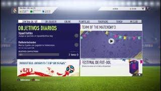 FIFA 18 fut draf final de partido parte 15