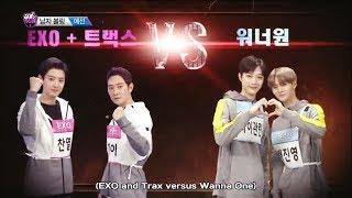 Bowling Idol Championship - WANNA ONE Vs. EXO X TRAX | Highlights 2018
