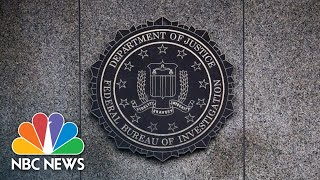 FBI Sought To Interview Whistleblower At Center Of Impeachment Inquiry | NBC News