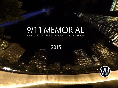 9/11 Memorial in 360° VR Video - VRVideo.TV