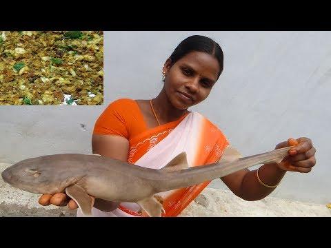 How To Make Sura Puttu |சுறா புட்டு செய்வது எப்படி? | Shark Fish Puttu Recipe ,Shark Fish Scramble ,
