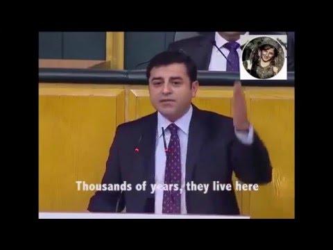 Демирташ  - Турция это страна армян греков и курдов.