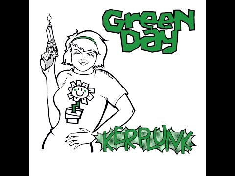 Green Day : Kerplunk - ALBUM REVIEW