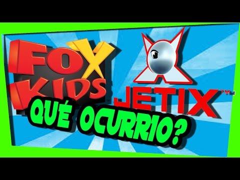 TODO SOBRE FOX KIDS  JETIX CURIOSIDADES SECRETOS Y SU FINAL COMO DISNEY XD