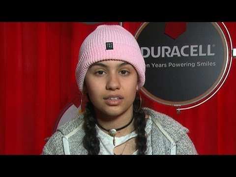 'Crazy in the best way': Alessia Cara on her year of success