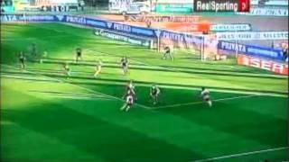 Sporting Gijon - Almeria 1-0 20/3-2011 FULL HD HIGHLIGHTS AND GOALS   LIGA BBVA