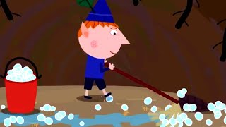 Ben and Holly's Little Kingdom | The Sorcerers Apprentice | Kids Videos