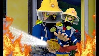 Sam il Pompiere Italiano ❄️Nuovi Episodi ❄️Pontypandy va a fuoco!  ❄️Cartoni per bambini