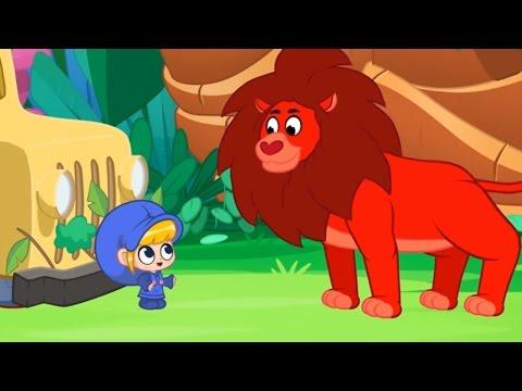 Morphle The Lion