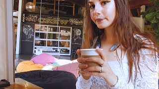 ASMR spend the day with me в™Ў journaling tea friendship whispers
