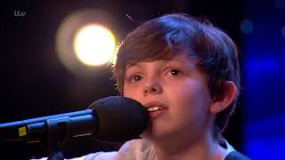 GOLDEN BUZZER - Britain's Got Talent 2018 - Jack & Tim - Father & Son Singing Duo