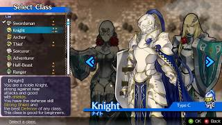 Mystery Chronicle One Way Heroics - Easy Knight Playthrough