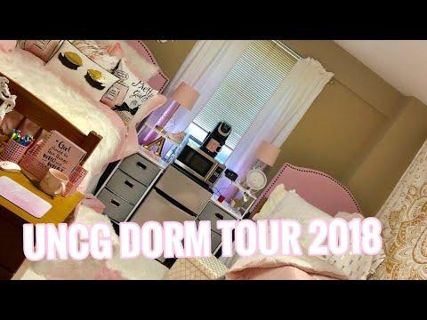 UNCG DORM TOUR 2018