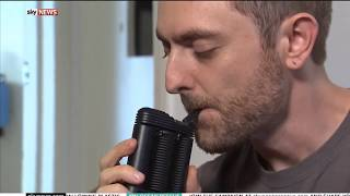 MS and Medical Cannabis - UPA on Sky News.