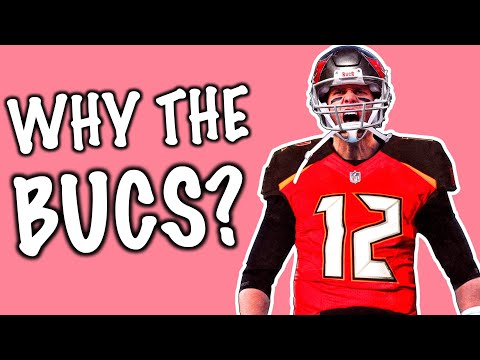 WHY TOM BRADY JOINED THE BUCCANEERS