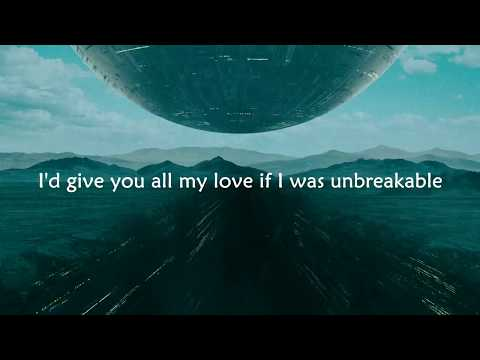 Alan Walker ft  Sia   I Wish Diamond Heart Unbreakable Lyric Video