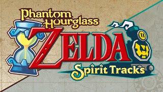Phantom Hourglass and Spirit Tracks Retrospective