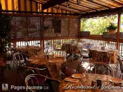 Restaurant Juliano - Sainte-Adele
