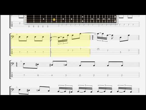 beatles the a day in the life bass guitar tablature youtube. Black Bedroom Furniture Sets. Home Design Ideas