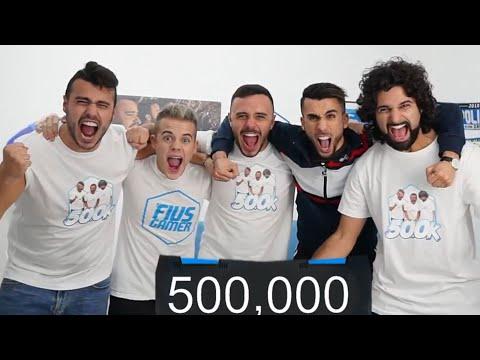 ASPETTANDO i 500K in LIVE!!! w/Enry Lazza & Ohm!!!