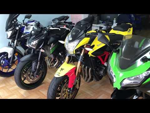 PKL -Kinh nghiệm mua xe motor đã qua sử dụng