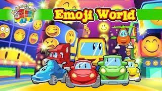 """Emoji World"" @ ""Mr.Wheeler&Friends"" CARtoons"