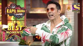 Akshay पाजी की Sweatshirt से नहीं होगा Corona | The Kapil Sharma Show Season 2 | Best Moments