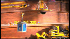 Kids LEGO Boy  Construction Funny Commercial