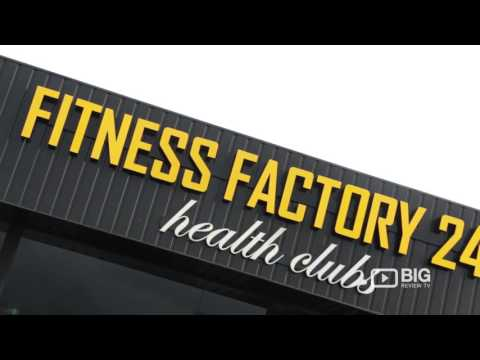 Fitness Factory 24.7 Health Clubs Gym in Adelaide for Workout and Exercise