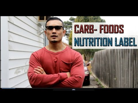 CARBOHYDRATE FOOD SOURCES// NUTRITION LABEL// DAVISCO PROTEIN [HINDI]
