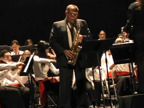 Concerto for Alto Saxophone (Orchestra) - Sleeper