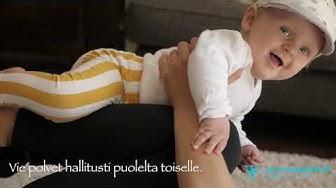 Vauvasirkus - lentokone