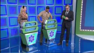 Price Is Right - Second Closest Overbid Ever (Jan. 9, 2014)