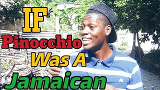 If Pinocchio was A Jamaican [ Fry Irish Comedy ]