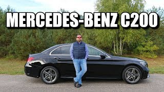 2019 Mercedes-Benz C-Class Sedan (ENG) - Test Drive and Review