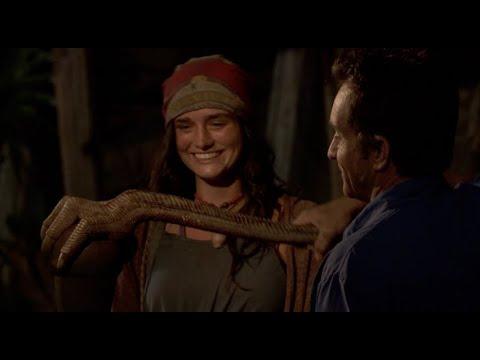 Survivor: Edge Of Extinction - Lauren Blindsided