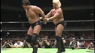 Pro Wrestling NOAH GHC Heavyweight Championship match - 2004.4.25 ...