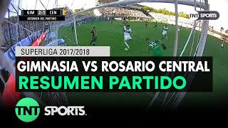 Video Gol Pertandingan Gimnasia LP vs Rosario Central