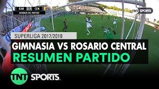 Video Gol Pertandingan Gimnasia LP vs Rosario Central