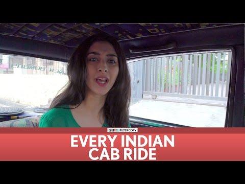 FilterCopy | Every Indian Cab Ride (Ola, Uber & Kaali Peeli) | Feat Dhruv Sehgal & Kritika Avasthi