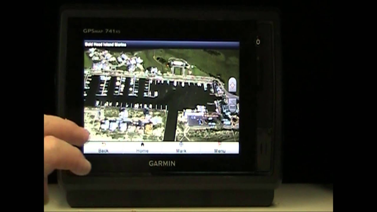 garmin gpsmap 741xs the gps store first look [ 1920 x 1080 Pixel ]
