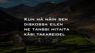 Cheek   Jossu feat  Jukka Poika   LYRICS
